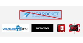 MP3Rocket Alternatives