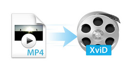 MP4 to XviD