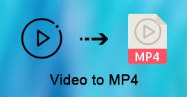 Convertitore video MP4 Windows