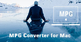 Come convertire MPG in MP4 su Mac