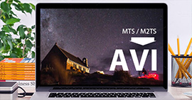Convert MTS/M2TS to AVI
