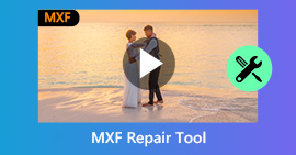 MXF File Recovery