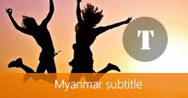 Myanmarské titulky