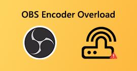 Επιδιόρθωση προειδοποίησης υψηλής κωδικοποίησης OBS