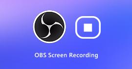 Εγγραφή OBS