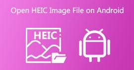 Otevřete soubory HEIC na zařízení Android