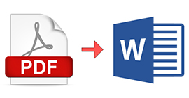 How to Convert PDF to Word and TXT