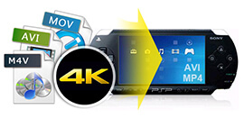 Come convertire qualsiasi video in PSP