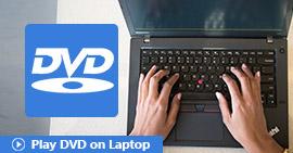 Αναπαραγωγή DVD σε φορητό υπολογιστή