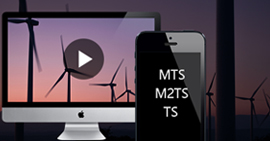 Play MTS/M2TS/TS Files on iPhone
