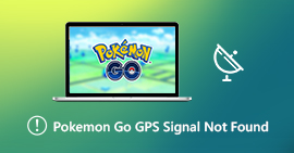Risolto l'errore Pokemon Go GPS Signal Not Found