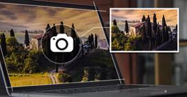 Drukuj ekran na komputerze Mac