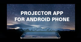 Projector App for Android