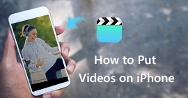 Put Videos on iPhone With/Without iTunes