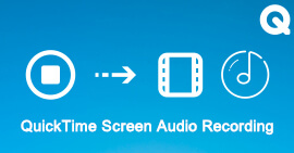 QuickTime Screen Audio Recording