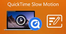 Come usare QuickTime Slow Motion