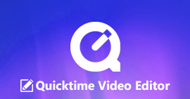 QuickTime Video Editor