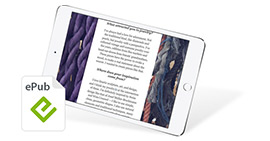 Read ePub on iPad mini/Air/Pro