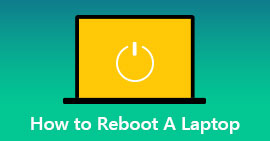 Reset Your Laptop