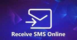 Ricevi messaggi di testo online