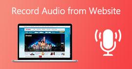Nagraj dźwięk ze strony internetowej