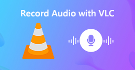 Record Audio with VLC