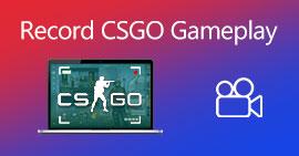 Εγγραφή παιχνιδιού CSGO