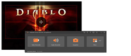 Καταγράψτε το Diablo 3 Gameplay