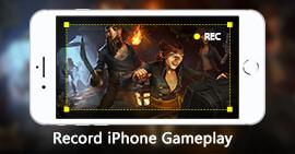 Come registrare il gioco su iPhone