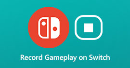 Record Gameplay on Switch