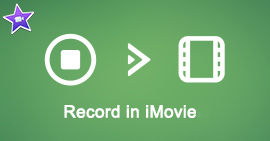 Record Video and Voiceover in iMovie
