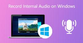 Nagrywaj wewnętrzny dźwięk w systemie Windows