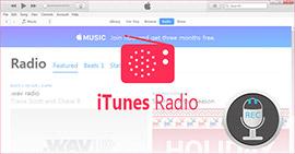 Come registrare iTunes Radio