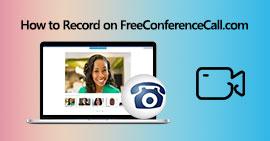 Nagraj podczas Freeconferencall