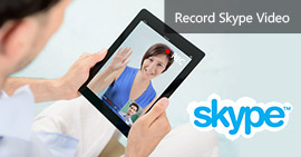 Registra video di Skype