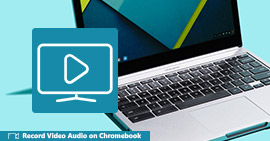 Registra video audio sul Chromebook
