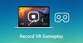 Record VR Gameplay