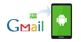 Recover Android Contacts from Gmail