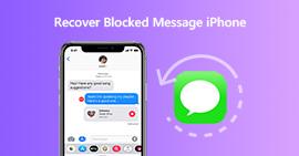 Recupera i messaggi bloccati