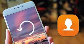 Τρόπος ανάκτησης επαφών από τηλέφωνο Android