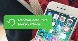 從破碎的iPhone中恢復數據
