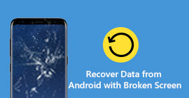 Recover Data from Broken Phone