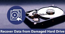 Ανάκτηση δεδομένων από κατεστραμμένο σκληρό δίσκο