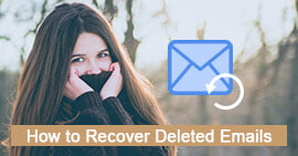 Recover Deleted Emails