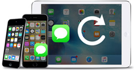 Recover iMessages