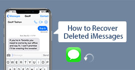Recover Deleted iMessages