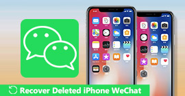 Recover Deleted iPhone WeChat