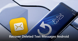Odzyskaj usunięte wiadomości tekstowe