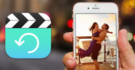 Recover Deleted Videos from iPhone