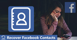 Recover Deleted Contacts from Facebook Messenger